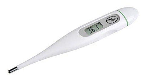 Ausverkauft! Medisana FTC digitales Fieberthermometer für 1€   Prime
