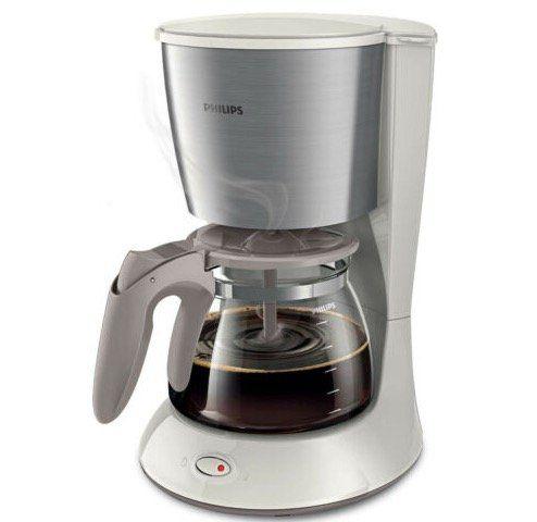 Philips Daily Collection HD7462 Kaffeemaschine für 19,99€ (statt 35€)
