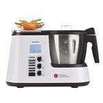Silvercrest Monsieur Cuisine Plus Küchenmaschine mit Kochfunktion ab 149€ (statt 193€)
