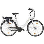 """LLOBE City Damen E-Bike """"Blanche Deux"""" in 28″ 3G mit Gepäckträger für 679,99€ (statt 803€)"""