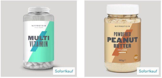 MyProtein: 47% Rabatt auf Bestseller   z.B. 12x Protein Brownies für 12,44€ (statt 23,49€)