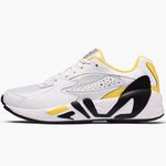 Fila Mindblower Men in White Empire Yellow Black für 43,40€ (statt 69€)