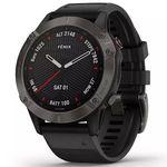 Vorbei! Garmin fenix 6 Sapphire GPS Sportuhr für 604,95€ (statt 678€)