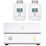 innogy SmartHome Starter Set Heizung mit 2 Thermostaten für 109,95€ (statt 179€)