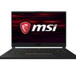 MSI GS65 9SE Gaming Notebook mit 1TB SSD + RTX 2060 für 1.799€(statt 2.299€)