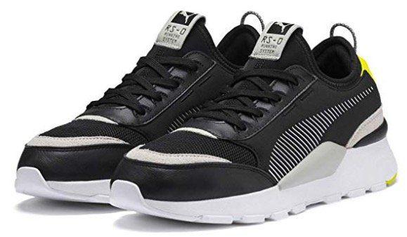 Puma RS 0 Core Herren Sneaker in Schwarz Grau für 39,91€ (statt 55€)