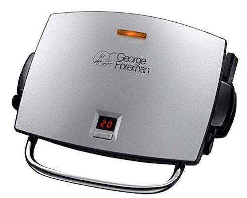 George Foreman 14525 Grill and Melt Fitnessgrill für 46,90€(statt 59€)