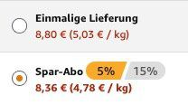10er Pack funny frisch Chipsfrisch ab 8,36€ (statt 14€)