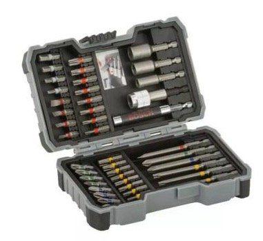 Vorbei! Bosch Professional 43 tlg. Schrauber Bit Set für 9,99€ (statt 18€)