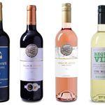 Weinvorteil mit bis zu 60% Rabatt auf nichtreduzierte Weine + keine VSK ab 65€