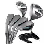 Inesis 500 LH Einsteiger Damen Golfschläger-Set mit 7 Eisen für 53,98€