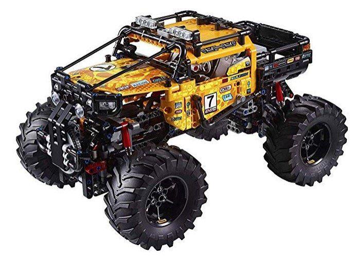 Lego Technic Allrad Xtreme Geländewagen (42099) für 151,19€ (statt 163€)