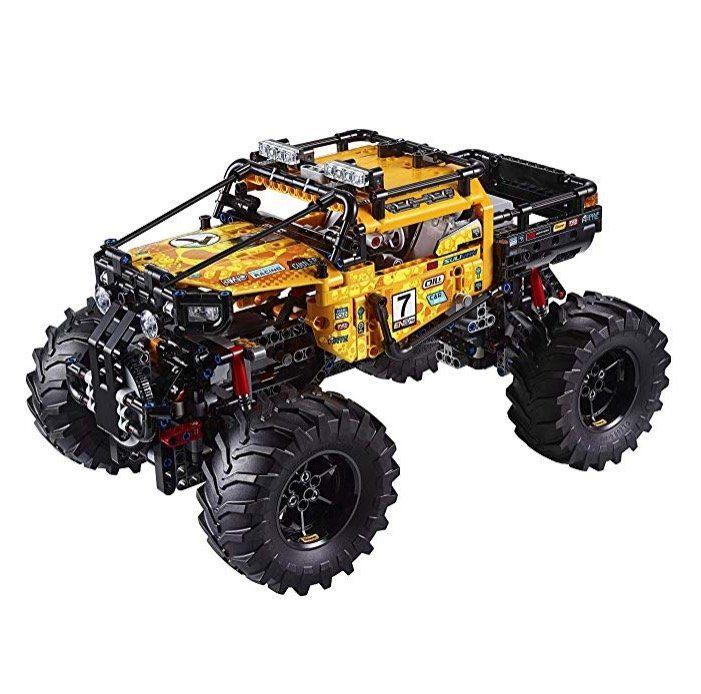 Lego Technic Allrad Xtreme-Geländewagen (42099) für 151,19€ (statt 163€)