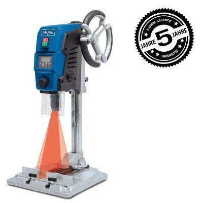 Scheppach Tischbohrmaschine DP40 mit Digitaldisplay & Laser für 129,95€ (statt 167€)