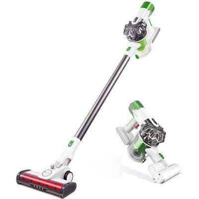 Proscenic P9 2 in 1 Vacuum Staubsauger mit 15kPa in Grün Weiss für 105,99€ (statt 159€)