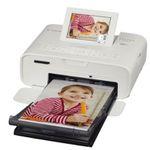 CANON Selphy CP1300 Fotodrucker mit Thermosublimationsdruck für 99€ (statt 114€)
