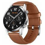 Huawei Watch GT 2 Classic 46mm Smartwatch in Braun für 179,90€ (statt 194€)