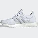 Adidas Ultraboost Leather Cloud Laufschuh in Weiss für 99,95€ (statt 112€)