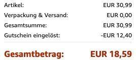 S2 Bohrerset Tacklife 33 teilig mit Torx  und Sechskant Innensechskant in stabilem Aufbewahrungskoffer für 18,59€ (statt 31€9