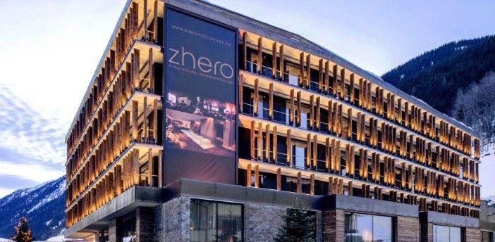 1ÜN im 5* Zhero Hotel Ischgl Kappl (100%) in einer Suite inkl. Frühstück ab 98,50€ p.P.