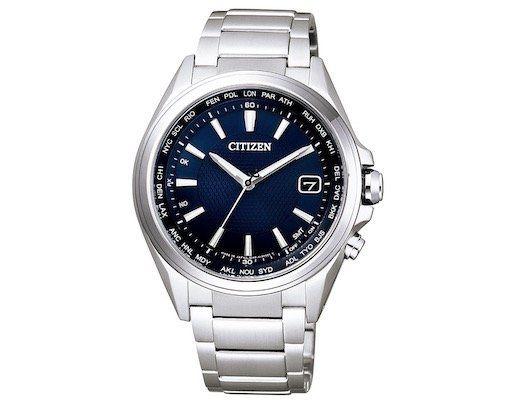Citizen Elegant (CB1070) Herrenuhr aus Titan mit Saphirglas für 348,31€(statt 439€)