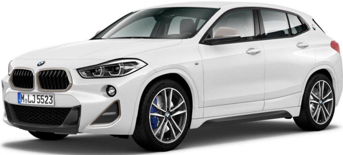 BMW X2 M35i mit 306 PS im Leasing für 345€ mtl.   LF: 0.62