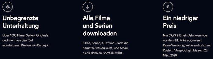 Telekom Magenta: Disney+ Streamingdienst für 59,99€/Jahr (bis 4 Geräte!)