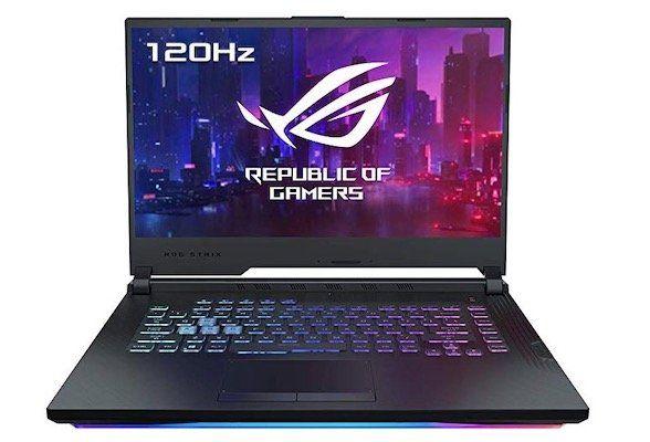 ASUS ROG Strix G531GW Gaming Notebook mit 512GB SSD + RTX 2070 für 1.286,89€ (statt 1.505€)