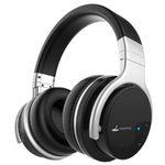 Meidong Bluetooth-Kopfhörer mit Active Noise Cancelling und Mikrofon für 34,99€ (statt 70€)