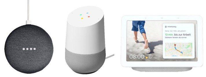 🔥 Google Smarthome Woche   z.B. Google Home Mini für 13,90€ (statt 25€)