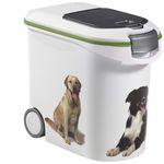 Curver Mülleimer und Tierfutterbehälter bei Top12 – z.B. Curver Deco Bin Duo Abfalleimer für 29,24€ (statt 37€)