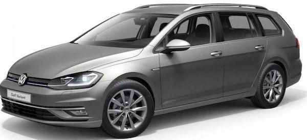 VW Golf Variant Highline 1.5 TSI mit 131 PS im Leasing für 219€ mtl.   LF: 0.69
