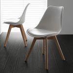 """Abgelaufen! Retro-Stuhl """"Judy"""" bis max. 120kg für nur 17,43€"""