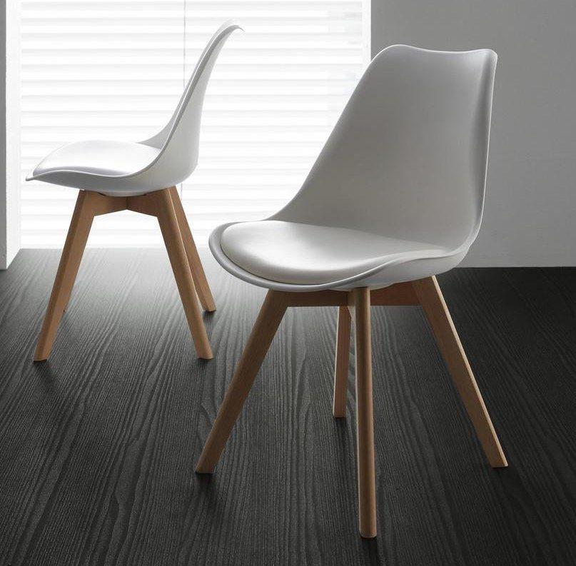 """4er Set Retro-Stuhl """"Judy"""" für 89,67€ (statt 126€)"""