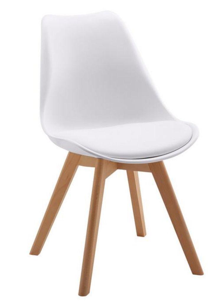 4er Set Retro Stuhl Judy für 89,67€ (statt 126€)