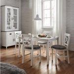 Bessagi Home 5-teilige Landhausstil Esszimmer-Tischgruppe Amira für 126,20€ (statt 159€)