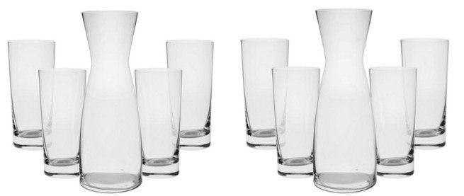 2x 5 teiliges Spiegelau Gläserset mit Karaffe für 15,84€ (statt 40€)