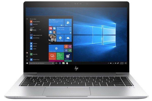HP EliteBook 745 G5   14 Zoll FHD Notebook mit Ryzen 7 und nur 1,5kg für 799€ (statt 999€)