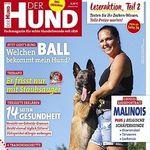 """Jahresabo """"Der Hund"""" für 39€ inkl. 20€ Gutscheinprämie"""