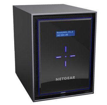 Netgear ReadyNAS RN426 NAS Server 6 Bay (Leergehäuse) für 341,95€