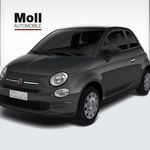Fiat 500 1.2 mit 69 PS im Leasing für 75€ mtl. – LF: 0.66