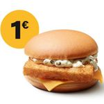 McDonald´s Ostercountdown 2020 – z.B. heute: Filet-o-Fish nur 1€ (statt 3,59€)