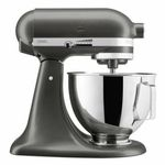 KitchenAid 5KSM95PSESZ Küchenmaschine mit 4,3 Liter Rührschüssel für 299€ (statt 349€)