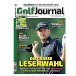 12 Ausgaben Golf Journal für 82,60€ + 80€ BestChoice Gutschein