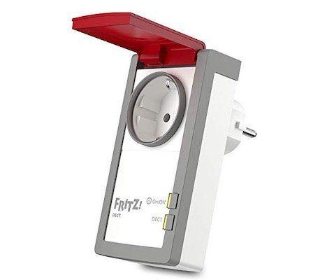 AVM Fritz DECT 210 intelligente Steckdose für Haus und Garten für 39,99€ (statt 46€)
