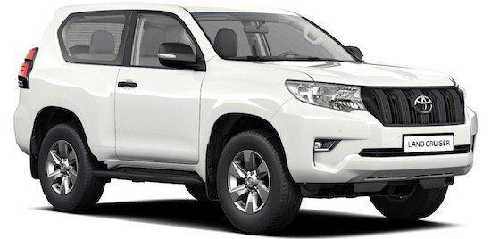 Toyota Land Cruiser D 4D 4x4 mit 177 PS im Leasing für 239,73€mtl.   LF: 0.57