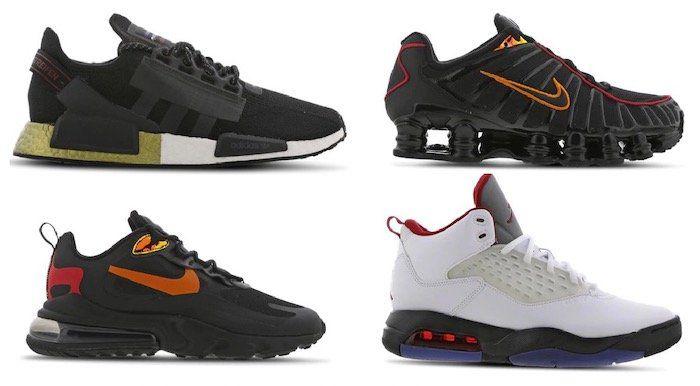 Foot Locker Cyber Monday Sale bis zu 50% Rabatt auf Sneaker und Co. + 10% Gutschein + keine VSK ab 30€