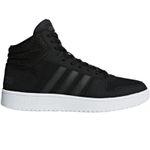 adidas VS Hoops Mid 2.0 in Core-Black für 45,45€ (statt 52€)