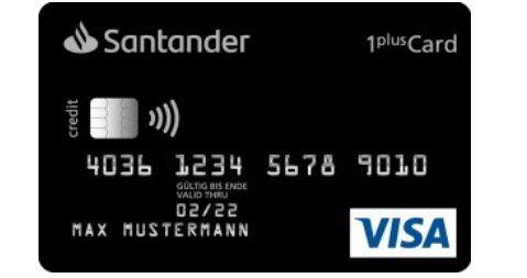 Santander 1Plus Visa Reise Kreditkarte führt Fremdwährungsgebühren ein   was tun?