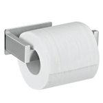 Aikzik Toilettenpapierhalter aus gebürstetem Edelstahl zur Montage ohne Bohren für 4,94€ (statt 13€)